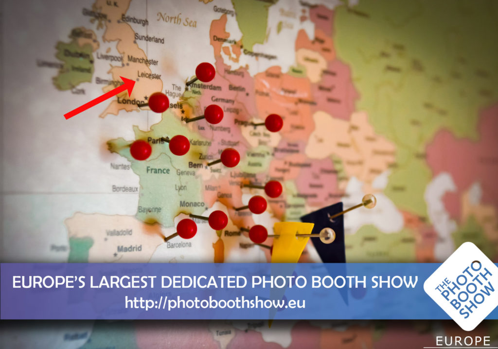 Europes largest photo booth show