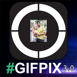 gifpix at the photo booth show