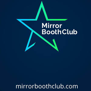 mirror booth club at the photo booth show